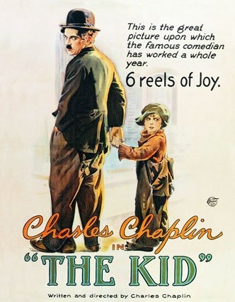 charlie-chaplin-the-kid-tin-sign-c11751177
