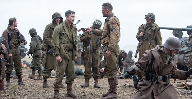 Brad-Pitt-and-Logan-Lerman-in-Fury-2014