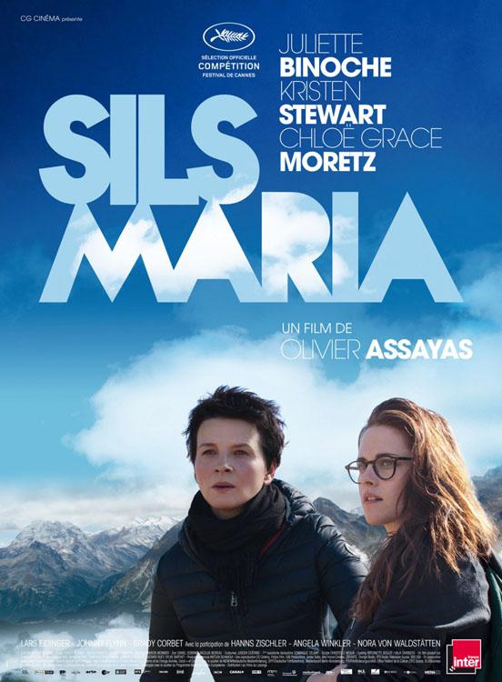 Viaje-a-Sils-Maria cartel