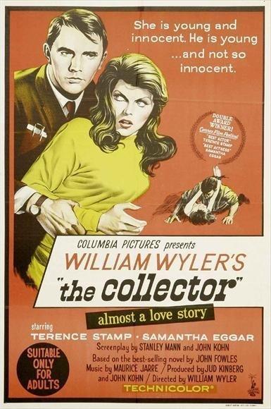 El_coleccionista cartel