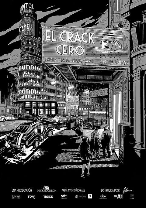 el crack cero cartel