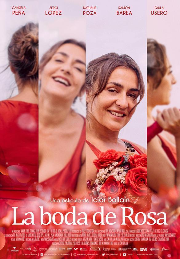 la boda de rosa cartel