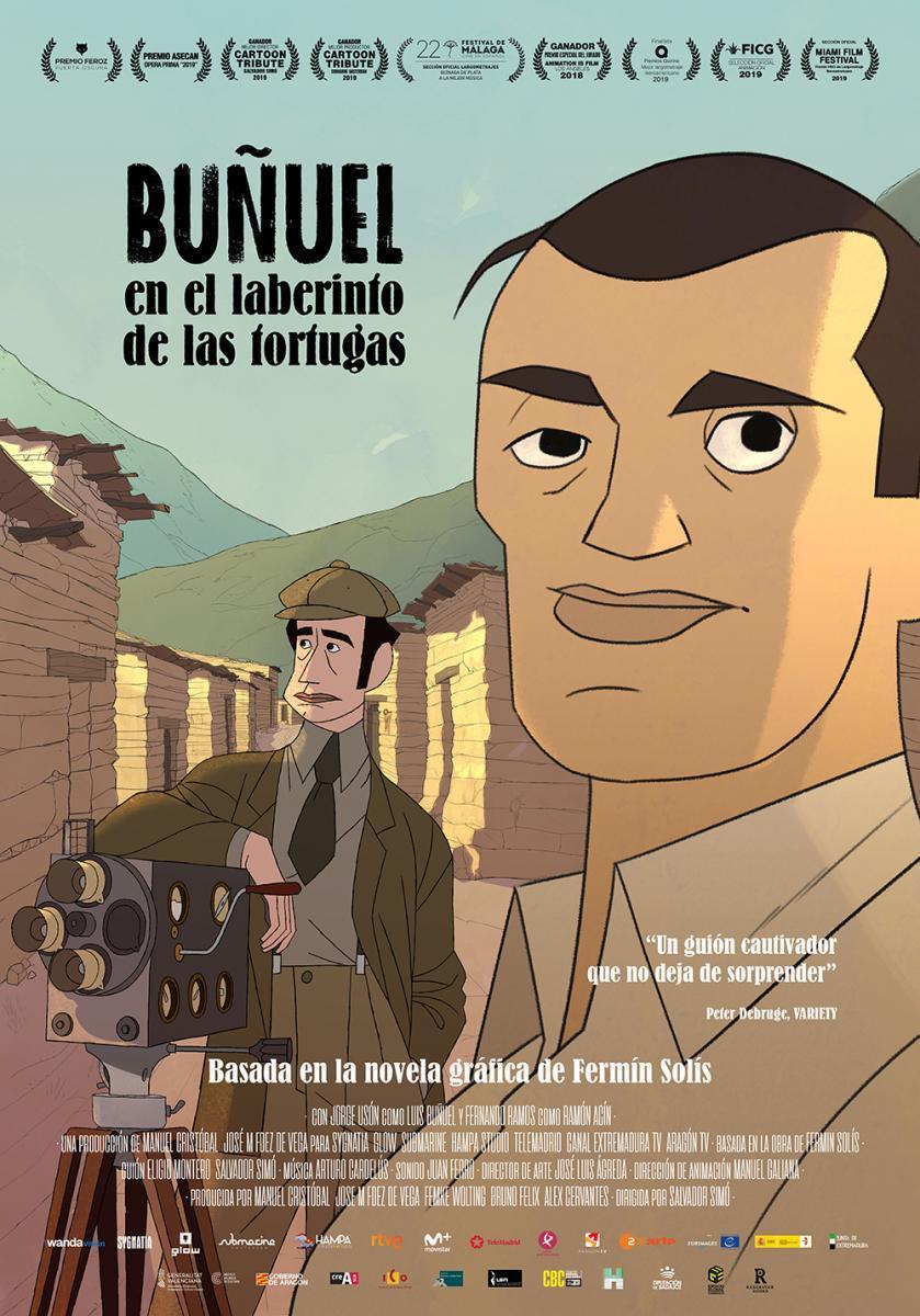buñuel cartel
